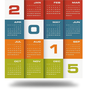 Для чего нужен квартальный календарь